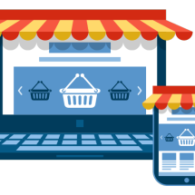 Market Online Murah Logo