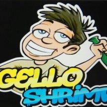 Logo gello shrimp