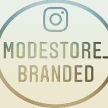 modestore branded Logo
