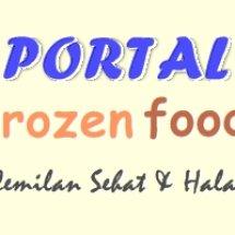 Portal Frozen Food Logo