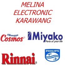 melina electronic Logo