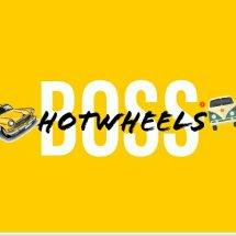 Logo Boss Hotwheels
