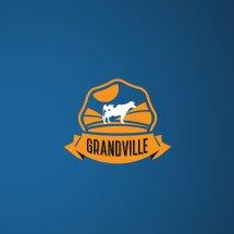 Grandville Food Logo