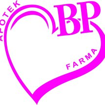 Logo BP Farma drug store
