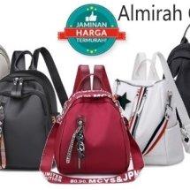 AlMirah Olshop Logo