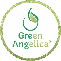 Green Angelica GA Logo
