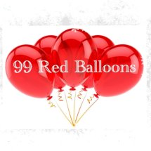 Logo 99 Red balloons