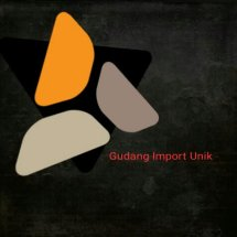Logo Gudang Import Unik