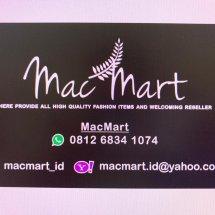 Logo mac mart