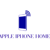 Apple iPhone Home Logo