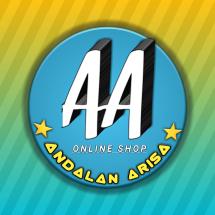 Logo Andalan Arisa17