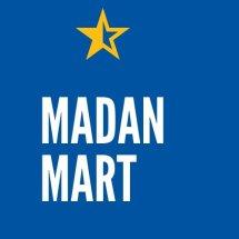 Logo madan mart