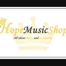 Hope Music Shop Logo
