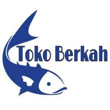 Toko BERKAH Ikan Asin Logo