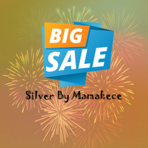 Silver by mamakece Logo