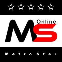 Logo Metro Star Online