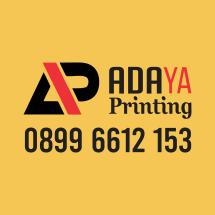 Logo ADAYA Printing