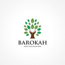 Logo Barokah Maya
