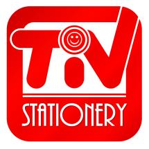 TiV Stationery Logo