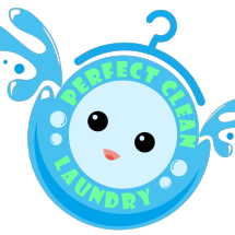 Logo Perfect Clean Laundry
