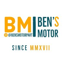 Logo Bens Motor Part