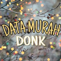 Data Murah Donk Logo