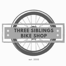 Logo Three Siblings Bike Shop