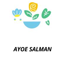Logo ayoe salman