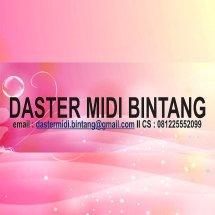 Logo Daster Midi Bintang