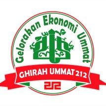 Logo GHIRAH UMMAT 212