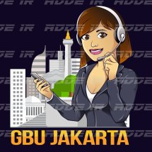 GBU JAKARTA Logo