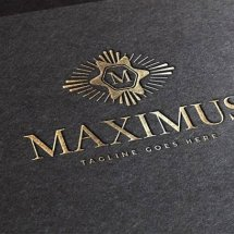 Maximus Super Shop Logo