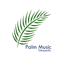 Logo Palm Music