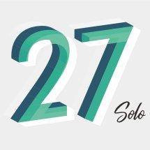 twentyseven-solo Logo