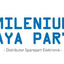 Logo Milenium Jaya Parts