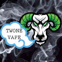 TwoneVape Logo
