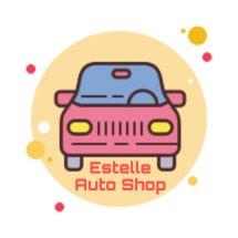 Logo estelleautoshop