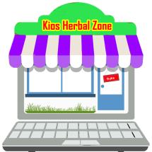 Logo Kios Herbal Zone