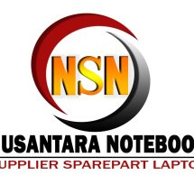Nusantara Part Laptop Logo