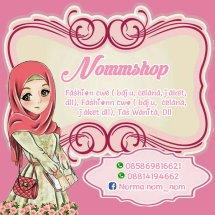 Logo nommshop