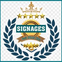 Logo SIGNAGE`S