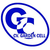 Logo Garden Cell Official