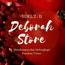 Logo Deborah'Store