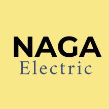 NAGA ELECTRIC Logo