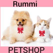 Logo Rummi Petshop online