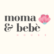 Moma & Bebe House Logo