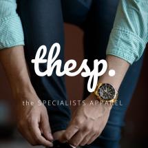 Logo thesp.