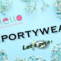 sporty_wear sportywear Logo