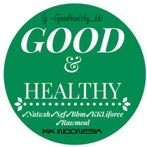 Logo Goodandhealthy