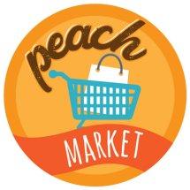 Peachmarket_ Logo